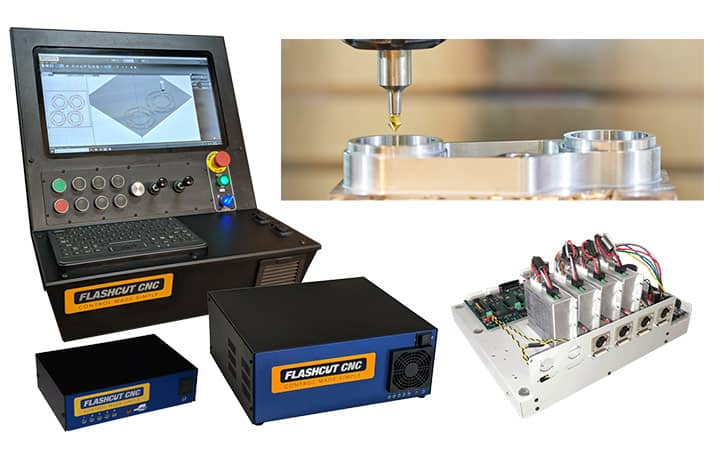 cnc mill controller kit