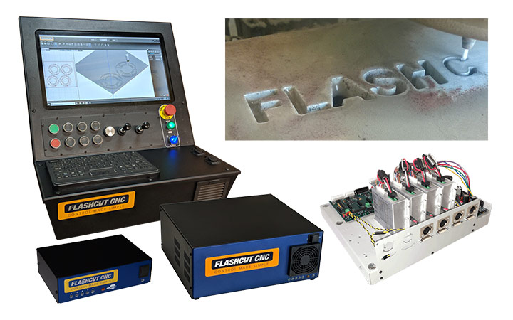 cnc water jet controllers